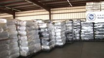 US seizes record haul of marijuana smuggled in from Mexico