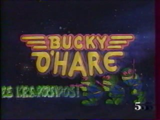 Bucky O'hare - Les Artificiers D'aldebaran Avril 1992 LA CINQ