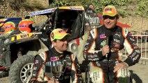 Isidre Esteve, Campeón de España de Rallys Todo Terreno de Buggys