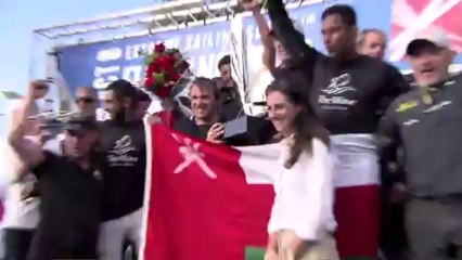 Extreme Sailing Series Act 8 Florianopolis presented by Land Rover - Act highlights