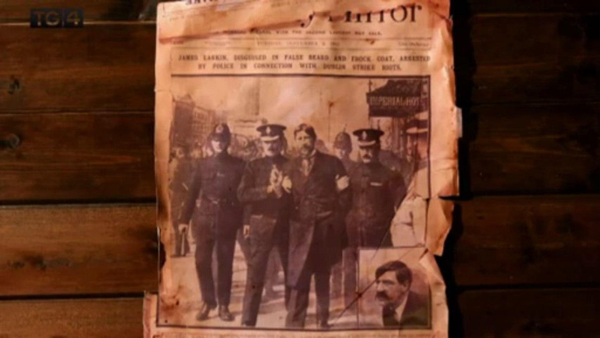 1916 Seachtar Dearmadta - The Forgotten Seven 1- Michael Mallin