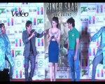 Sonu Nigam sings at Singh Saab event