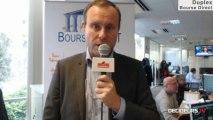 """20/11/13 : Les Experts de Bourse Direct dans l'émission """"Duplex Bourse"""" sur Décideurs TV"""