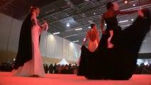 Defilés robes de mariées Conny Gàbri salon du mariage de la beaujoire Nantes 2013