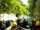 Rafting Südfrankreich :: Gorges de la Vésubie :: Planète Rivière