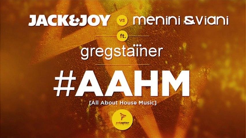 #AAHM (Supermercado Mix) [Cover Art] - Jack & Joy vs Menini & Viani ft Greg Stainer