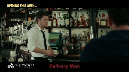 OPENING THIS WEEK: Vince Vaughn in DELIVERY MAN sneak preview