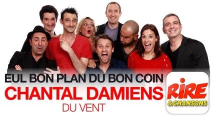 Morning du Rire - Chantal Damiens - Du Vent