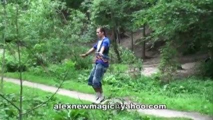 Levitation  Alex Shimko aus Ukraine