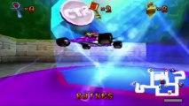 Crash Team Racing - Aventure - Ruines Perdues : Ruines