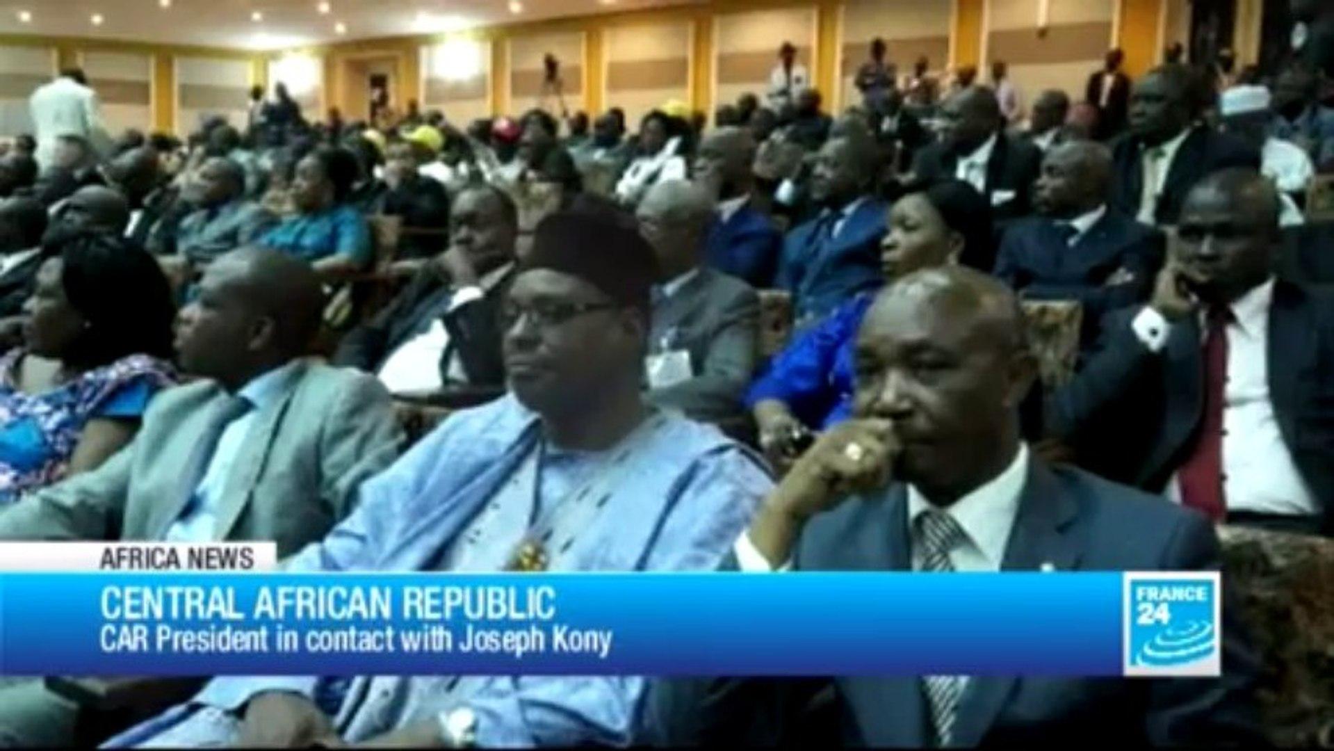 AFRICA NEWS - Mali prepares for parliamentary polls