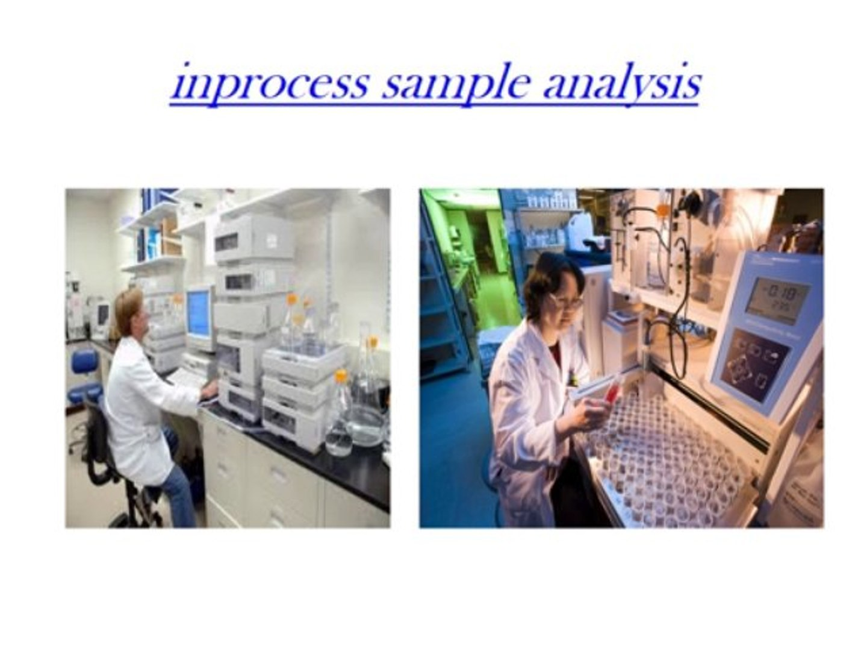 Pharma products analysis