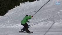 Snowboard - Comment s'échauffer sur le tire-fesses