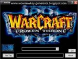 World of Warcraft Game Card Generator 2013 Update 100% Working Tested and Updated June 2013