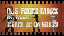 DJ's From Mars Feat. Fragma - Insane (In Da Brain) The Coolbreezers Remix Radio Edit