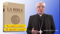 Mgr di Falco : la Bible liturgique