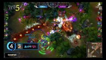 LOL Champs Spring Top5_Semi-Finals Week8_by Ongamenet