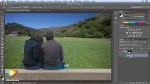 Tutoriel Adobe Photoshop CC : Changer un fond dans Photoshop CC   video2brain.com
