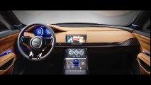 Jaguar C-X17 Audio Technology Film