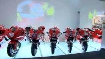 Visite du musée Ducati