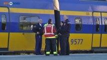 Treinverkeer tijdelijk stil na dodelijk ongeval Europapark - RTV Noord