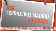 Cerrajero 24 h CARABANCHEL 627830284 Cerrajería 24 h CARABANCHEL. ASG CERRAJEROS