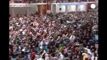 Karzai: 'No trust' in America as he addresses the Loya Jirga