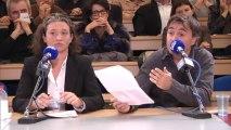 Débat Municipales 2014 - Primaire socialiste Anne-Laure Jaumouillié / Jean-François Fountaine