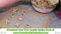 Chocolate Chip Cookie Recipe - using my Silicone Baking Mat