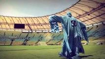 Coupe du monde : L'équipementier de l'Uruguay fait trembler le Brésil