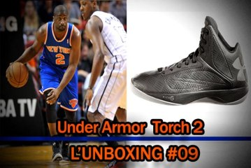 L'unboxing #10    Under Armor Torch 2