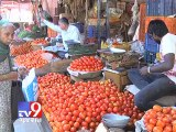 After Onion, Tomato prices soar to Rs 80 per kg - Tv9 Gujarat