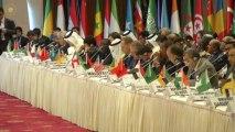 Cumhurbaşkanı Gül, İSEDAK 29.Toplantısına Katılan Heyet Başkanları ve Kuruluş Temsilcilerini Kabul Etti.