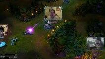 Webcam LoL - League of Legends