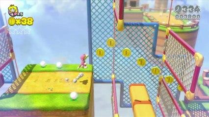 Trailer de lancement UK de Super Mario 3D World