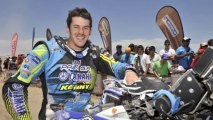 Dakar 2014 : interview Olivier Pain