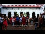 Let's go pandal hopping! Kolkata Durga puja