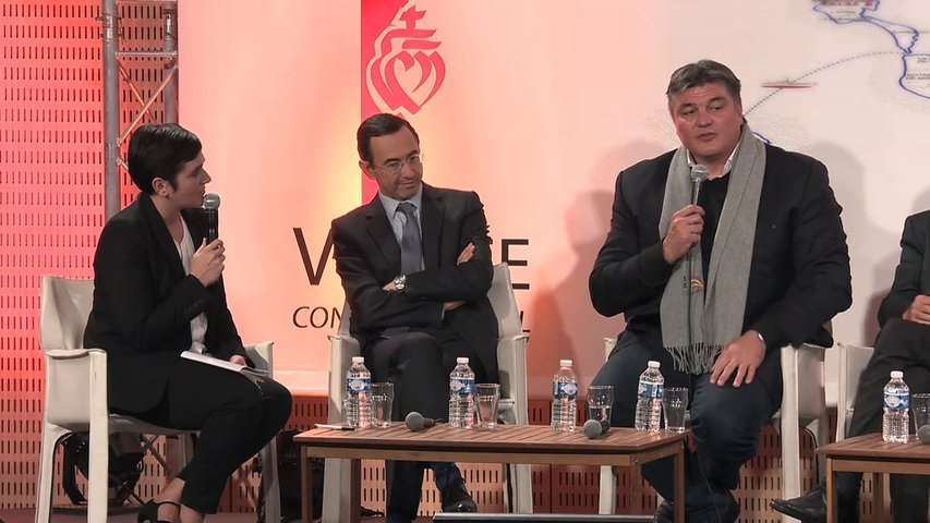 Forum Vendée Avenir - Intervention de David DOUILLET