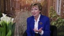 DRCLG - SMCL 2013 : Itw AM Escoffier, Ministre déléguée chargée de la décentralisation