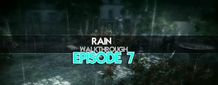 Rain / chapitre 7 / Une ville inconnue.