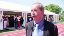 Inauguration du stade de Tourrettes en 2012 - Stade Var - Terre Blanche Hotel Spa Golf Resort en Provence