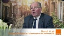 DRCLG - SMCL 2013 : Interview de Benoit Huré, Sénateur et Président du CG des Ardennes