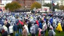 Kennedy : au son des cornemuses, Dallas, cinquante ans après, se souvient
