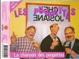 Les Poupettes - La chanson des poupettes