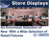 Store fixtures, Store displays, Purse Displays