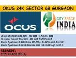 Ocus Sohna Road Gurgaon((9871424442))sector 68 Retail shops