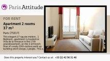 1 Bedroom Apartment for rent - Batignolles, Paris - Ref. 8611