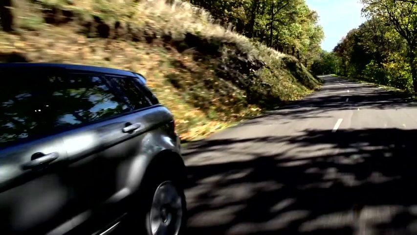 Range Rover Evoque MY2014