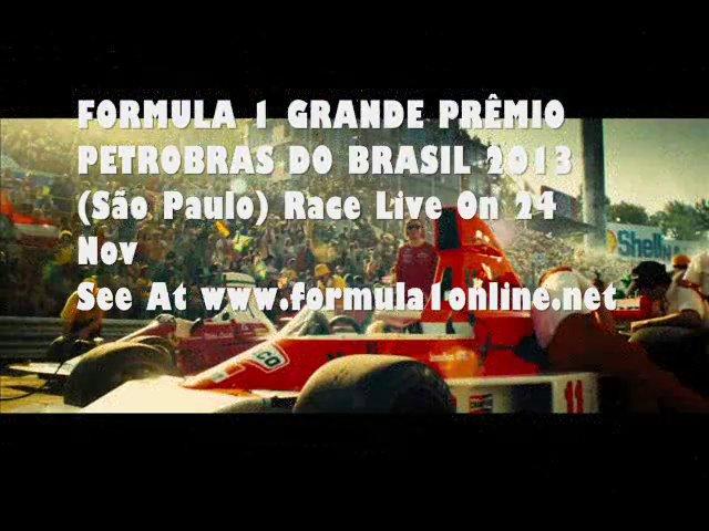 Watch Formula One Live Stream