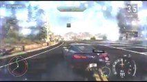 Need for Speed Rivals Xbox 360 - Chevrolet Corvette Stingray Gameplay